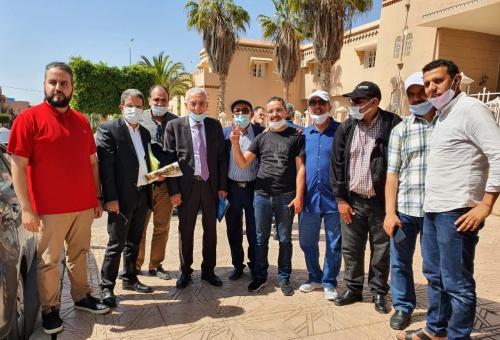 """محكمة تيزنيت ترفض السراح المؤقت لــ""""محمد بوطعام"""" والأخير يواصل إضرابه عن الطعام"""