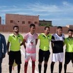 نادي حسنية تيوغزة ينتصر واتحاد لاخصاص ينهزم