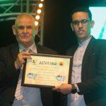 مهرجان من تارودانت يـُكرم صحفي من إقليم سيدي إفني