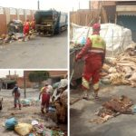 جمعويون يشيدون بجهود عمال النظافة بكلميم في مواجهة أطنان من نفايات العيد ... (صور)